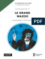 Le Grand Wazoo