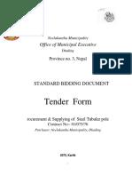 Tender document for Steel tubular pole (1).pdf