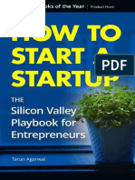Tarun Agarwal - How to Start a Startup_ The Silicon Valley Playbook for Entrepreneurs-PlatoWorks Inc. (2016).epub