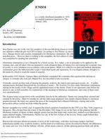 Libertarian Communism, By Isaac Puente