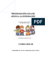 1e programacion aula apoyo integracio 19-20