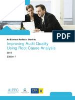 2019_An External Auditors Guide to RCA