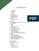 1a. Administras TU