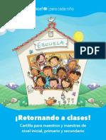 UNICEF Bolivia _ guia profesores retormar clases despues crisis