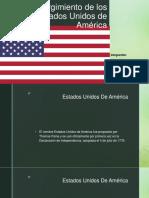 Surgimiento de los Estados Unidos de América