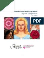 Sanación con las Rosas de María II