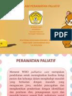 PPT Etik Dalam Perawatan Paliatif