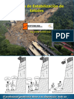 TECNICAS DE ESTABILIZACION