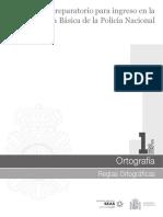 1. Reglas ortográficas (P)