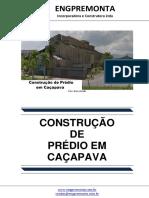 Construção de Prédio Em Caçapava