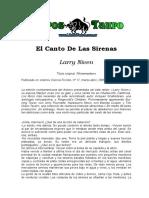 Niven, Larry - El Canto De Las Sirenas
