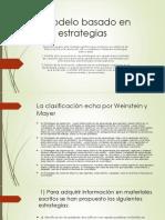 El modelo basado en estrategias Arturo
