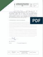 1. Autorización de publicación en repositorio