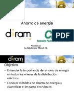Curso de ahorro de energía CFE