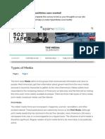types of media.pdf