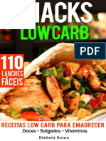Snacks Low Carb 110 receitas.pdf