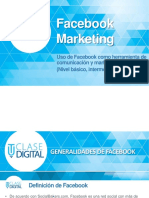 10.Presentanción Facebook Marketing