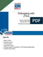 Debugging With JTAG Vision 2008