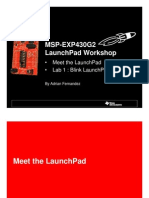 Launchpad Simple Project