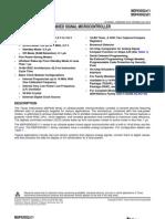 MSP430G2211 - Datasheet