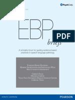 EBP for Memory