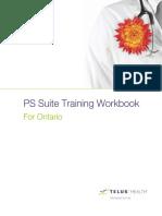 PS Suite Training Workbook Ontario