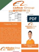 Alibaba Bubble Group 1