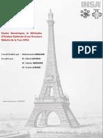 Rapport Projet Méthodes Numériques