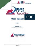 PDF3D Report Gen_Help