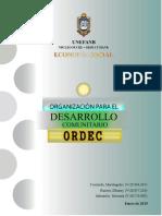Frontado, Ramos, Salmeron - ORGANIZACION PARA EL DESARROLLO COMUNITARIO.pdf