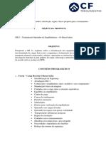 PROPOSTA - NR-11 OPERADOR DE EMPILHADEIRAS- AGLMINAS - 06052019