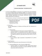 PROTOCOLO INFUSION OCRELIZUMAB - ESCLEROSIS MULTIPLE