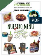 menu generico
