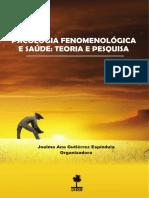 EBOOK- Psicologia fenomenolgica e sade - teoria e pesquisa