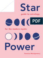 Vanessa Montgomery - Star Power_ A Simple Guide to Astrology for the Modern Mystic (2018, Quadrille Publishing).epub