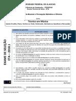 Prova escrita - Tecnico em Musica.pdf