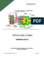 Hidráulica II