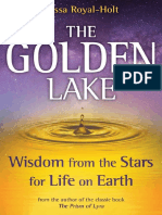 The Golden Lake - Wisdom from the Stars for Life on Earth - by Lyssa-Royal-Holt