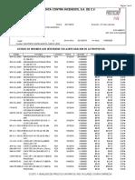 RSC-190830-029 Listado de insumos, Topgolf Monterrey, R9