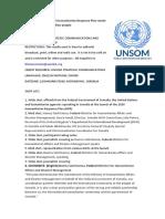 Somalia's 2020 Humanitarian Response Plan needs $1 billion to help 3 million people