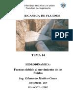 UPLA - M.F.H. - TEMA 14 - 2019-2