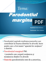 Paladi Mariana-Migrari-Parodontiu.pptx