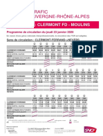 Clermont-Ferrand-Moulins-Nevers