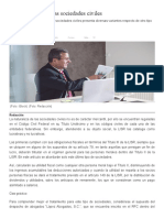 Régimen Fiscal de Las Sociedades Civiles _ IDC