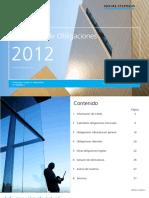 2012 Calendario de Obligaciones Digital