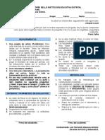 parametros de evaluación 2020 9° y décimo