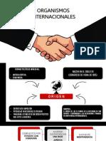 ORGANISMOS INTERNACIONALES  - GRUPO N°1