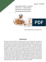 PROGRAMA ESCOLAR DE MEJORA CONTINUA 19-20