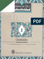 Física Vol. 2. Cinematica - J. J. Lozano, J. L. Vigatá.pdf