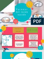 Vacunas del recien nacido